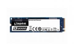 Kingston/金士顿 A2000 1T GB NVMe SSD固态硬盘 简包带盒