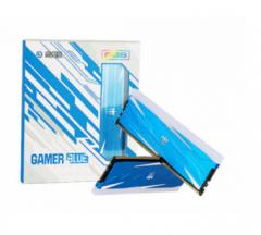 影驰 GAMER 8G 3000 DDR4 灯条 BLUE 蓝色内存条