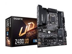 技嘉(GIGABYTE)Z490 UD 超耐久主板 支持 CPU 10900K/10700K