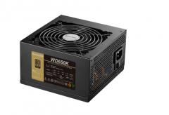 航嘉 WD650K 电源(额定650W)