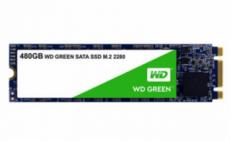 西数固态硬盘 绿盘 M.2接口 480G 2280 台式 笔记 SSD 固态硬盘 M.2接口