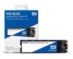 西部数据(WD)SN550蓝盘 250GB SSD固态硬盘 M.2接口(NVME)