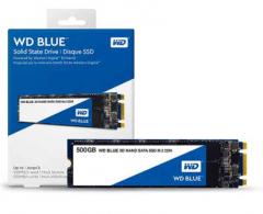 西部数据(WD)SN550蓝盘500GB SSD固态硬盘 M.2接口(NVME)