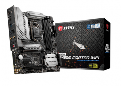 微星 MSI MAG B460M MORTAR WIFI迫击炮电脑主板