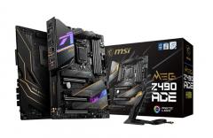 微星 MSI MEG Z490 ACE 战神板电脑主板 支持 CPU 10900K/10700K