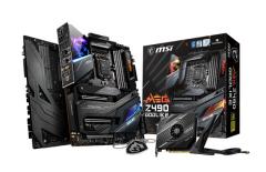 微星 MSI MEG Z490 GODLIKE超神板电脑主板 支持 CPU 10900K