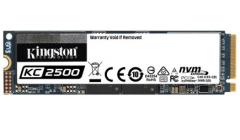 金士顿(Kingston) 500G SSD固态硬盘 M.2接口(NVMe协议) KC2500系列