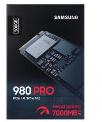 三星(SAMSUNG)1T SSD固态硬盘 M.2接口(NVMe协议PCIE) 980 PRO