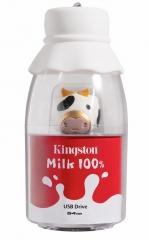 金士顿(Kingston)64GB USB3.2  U盘 十二生肖之牛年限量版