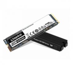 金士顿(Kingston) 250G SSD固态硬盘 M.2接口(NVMe协议) KC2500系列