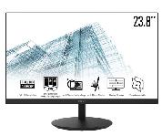 微星 MP242 IPS技术直面显示器 23.8英寸(音频接口一个)内置音响