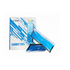 影驰 GAMER 16G 2666 DDR4 灯条 BLUE 蓝色内存条