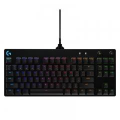 罗技(G)PRO X游戏键盘 机械键盘