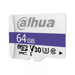 大华(Dahua) TF64G(MicroSD)存储卡 C100系列