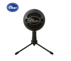 罗技(Logitech)Blue Snowball-iCE 小雪球 单振膜 电容话筒麦克风