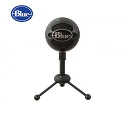 罗技(Logitech)Blue Snowball 雪球 双振膜 电容话筒麦克风