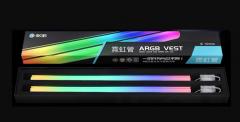 影驰 霓虹管水冷F12 风扇  发光管 ARGB