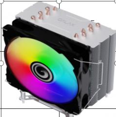 影驰 风灵600D CPU风扇  Intel平台定光