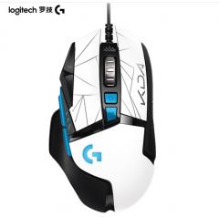 罗技(G)G502 KDA女团定制版有线鼠标