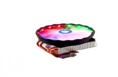 北极熊   长风S400(温控RGB彩灯)  四色定彩RGB灯带温控风扇,散热器  风扇