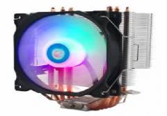 北极熊  极风S400   (RGB定彩光效)    超静音风扇,RGB定色光效  风扇