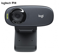 罗技(Logitech)C310高清网络摄像头 USB笔记本台式机摄像头