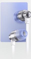 罗技G333耳机入耳式游戏耳麦 白色
