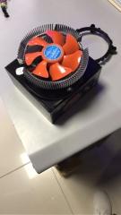 极地冰峰 黄河CPU散热器  9厘米静音风扇