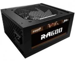 游戏悍将魔兽RA600W电源 额定600W(盒)