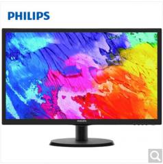 飞利浦(PHILIPS) 223V5LSB2 21.5英寸LED宽屏液晶显示器(可接行业订单)