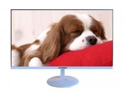 现代显示器  V7000     27 白色