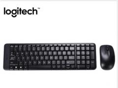 罗技MK220无线键鼠套装键盘鼠标笔记本台式电脑键鼠办公家用商用