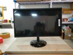 易来邦自营品牌 现代W190 (18.5)超窄边框 黑色 保无亮点