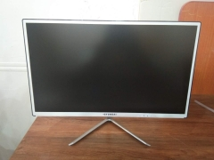 现代显示器 E2216Z (21.5) 超窄边框 白色