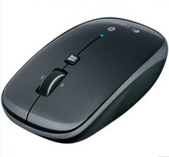 罗技(Logitech) M557无线蓝牙鼠标 黑色