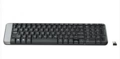 罗技(Logitech)K230 键盘 无线办公键盘 优联 笔记本黑色 带无线2.4G接收器