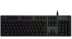 罗技(G)G610机械键盘 有线机械键盘 游戏机械键盘
