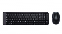 罗技(Logitech)MK220 无线键鼠套装