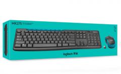 罗技(Logitech)MK275 键鼠套装 无线键鼠套装