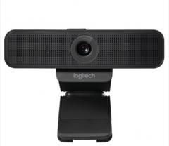 罗技(Logitech)C925e 高清会议室摄像头 主播自动 镜头关闭开关 保护隐私 1080P