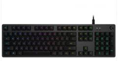 罗技(G)G512机械键盘 有线机械键盘 游戏机械键盘