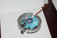 北极熊风扇 酷虎I  8厘米扇叶CPU风扇(提10送1)