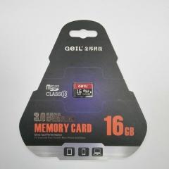 金邦双色彩卡16g内存卡储存卡高速tf卡Class10