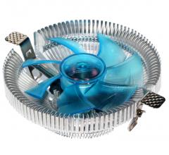 北极熊 战戟 彩灯版  CPU风扇 9厘米扇叶  北极熊风扇(蓝光)(提10送1)