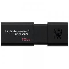 金士顿dt100G3  16G 优盘 3.0 U盘