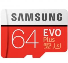 三星内存卡64GB UHS-1 Class10 TF 存储卡100M/s升级版