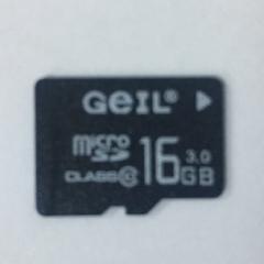 【裸卡】金邦TF卡 记录仪专用卡 16G C10 存储 内存 高速卡(彩色裸片替代)