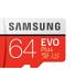 三星TF卡512G 手机内存卡S7存储note7 micro SD高速class10 100M 4K