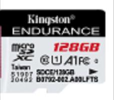 金士顿记录仪/监控,耐用存储卡 SD卡 (64G)SDCE90M/45M