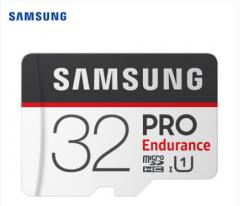 三星(SAMSUNG)32GB TF(MicroSD)存储卡 U1 4K